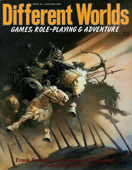 DW 41 cover
