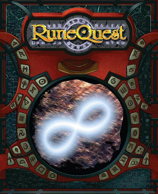 Cover of RuneQuest (3rd edition)