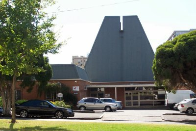Photo of Melbourne Unitarian Church